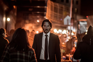 Keanu Reeves John Wick Chapter 2 Wallpaper