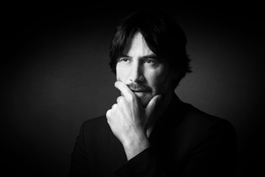 Keanu Reeves Monochrome 2020 Wallpaper