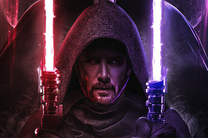 Keanu Reeves Starwars Wallpaper