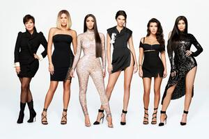 Keeping Up With The Kardashians Season 14 2017 8k Wallpaper