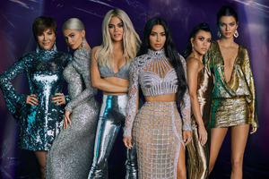 Keeping Up With The Kardashians Season 16 Wallpaper