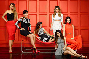 Keeping Up With The Kardashians Wallpaper