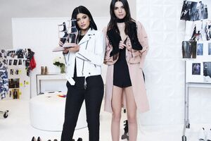 Kendall And Kylie Jenner 2018 5K Wallpaper
