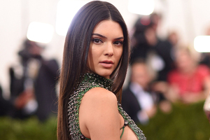 Kendall Jenner 2018 Met Gala Wallpaper