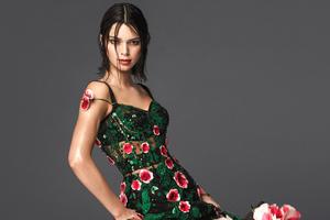 Kendall Jenner 4k Vogue Photoshoot 2018