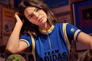 Kendall Jenner Adidas Campaign 2018