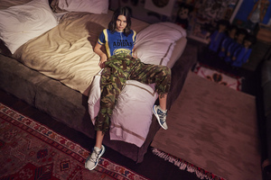 Kendall Jenner Adidas Campaign 4k