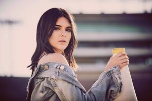 Kendall Jenner BO Summer 2018 Photoshoot