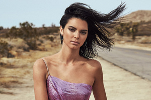 Kendall Jenner Elle Usa 2018 Photoshoot