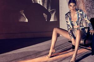 Kendall Jenner La Perla Campaign 2019