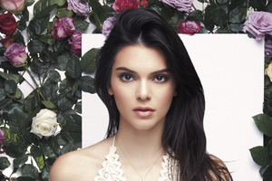 Kendall Jenner Latest Wallpaper