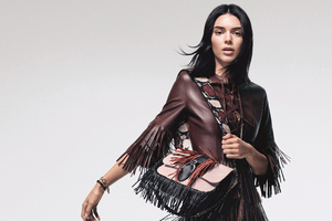 Kendall Jenner Longchamp SS19 Ad Campaign 2019