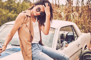 Kendall Jenner Penshoppe 2018 Photoshoot