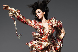 Kendall Jenner Vogue April 2018 4k Wallpaper