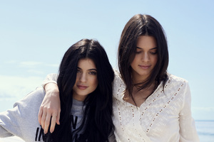 Kendall Kylie Jenner American Models