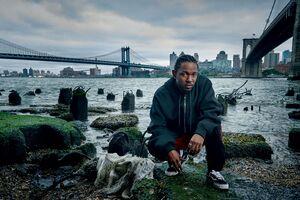 Kendrick Lamar 5k