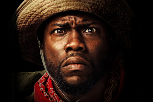 Kevin Hart In Jumanji Welcome To The Jungle Wallpaper