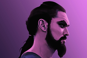 Khal Drago 4k Artwork Wallpaper