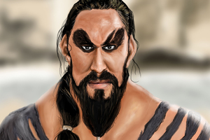 Khal Drago Artwork