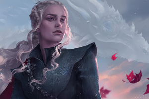 Khaleesi Artwork