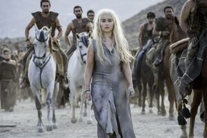 Khaleesi Game of Thrones 2