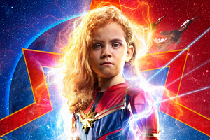 Kid Captain Marvel