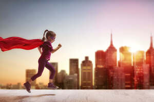 Kid Supergirl