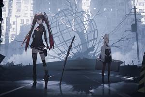 Kieed Anime Girls 4k
