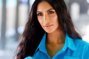Kim Kardashian 4k Wallpaper