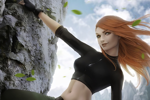 Kim Possible Art Wallpaper