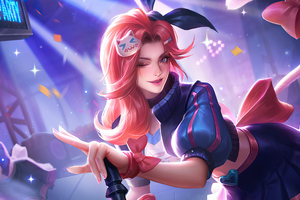 King Glory Fox Girl Wallpaper