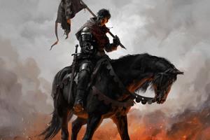 Kingdom Come Deliverance 2017 Game Wallpaper