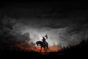 Kingdom Come Deliverance Game Artwork