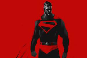 Kingdom Come Superman 4k Wallpaper