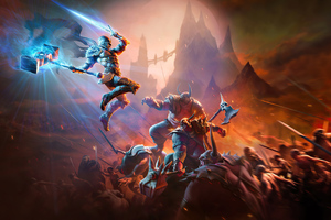 Kingdoms Of Amalur Rereckoning Wallpaper