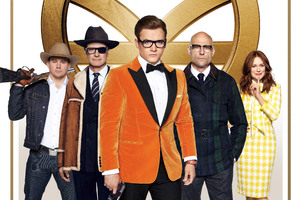 Kingsman The Golden Circle 2017
