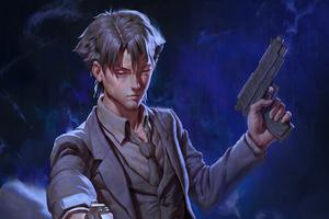 Kiritsugu From Fate Zero Wallpaper