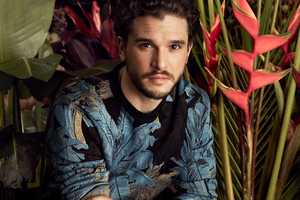Kit Harington Photoshoot For Game Of Thrones 5k