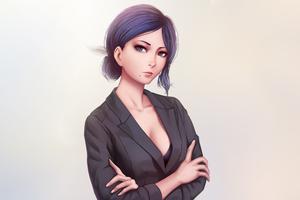 Kiyoko Aura Tokyo Ghoul