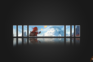 Klee Genshin Impact 5k