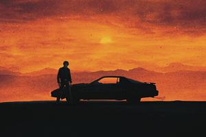 Knight Rider 1982 Movie Poster Wallpaper