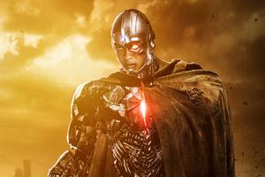 Knightmare Cyborg Poster 4k