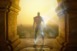 Knightmare Flash Zack Synders Justice League 5k Wallpaper