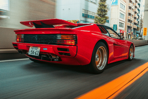 Koenig Ferrari Testarossa Bi Turbo 5k Wallpaper