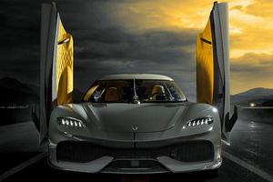 Koenigsegg Gemera 2020 5k Wallpaper
