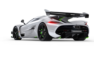 Koenigsegg Jesko 2019 New Wallpaper