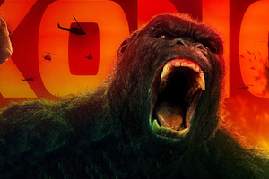 Kong Skull Island All Hail The King 4k Wallpaper