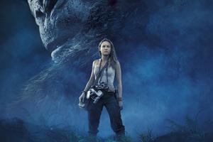 Kong Skull Island Brie Larson