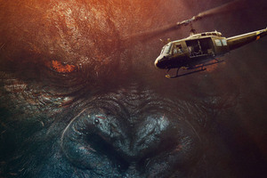 Kong Skull Island Wallpaper