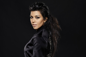 Kourtney Kardashian Keeping Up With The Kardashians Season 14 2018 Wallpaper